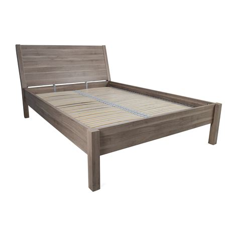 bed frame height 10 full size bed frame dimensions 1 the minimalist nyc