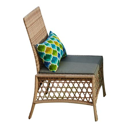 santa rosa resin wicker dining chair plus size furniture