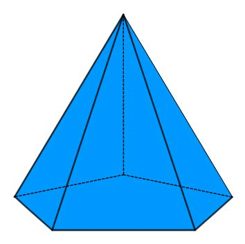 How To Make A Pentagonal Pyramid Out Of Paper - smart exchange usa pentagonal pyramid transparent