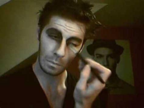 werewolf makeup tutorial male halloween full moon youtube