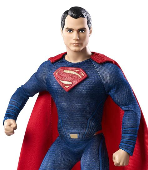Promo Custom Superman 3 collector batman v superman of justice promo