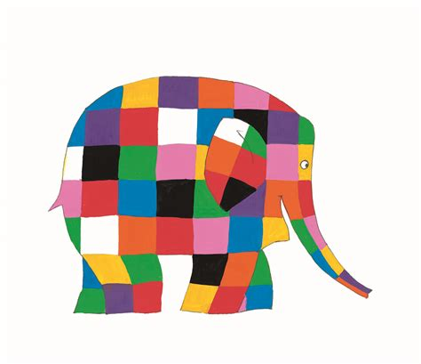 Elmer The Patchwork Elephant Story - storystock wed 5th april omnibus theatre