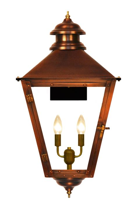 electric chinese lantern lights the coppersmith adams street collection gas and electric