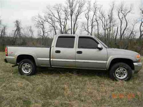 2001 gmc 1500 hd buy used 2001 gmc 1500 hd slt crew cab 4