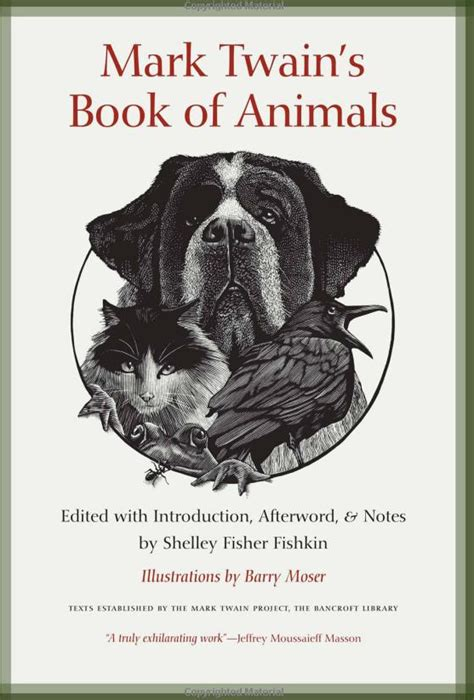 new books from uc press book review mark twain s book of animals ecolit books