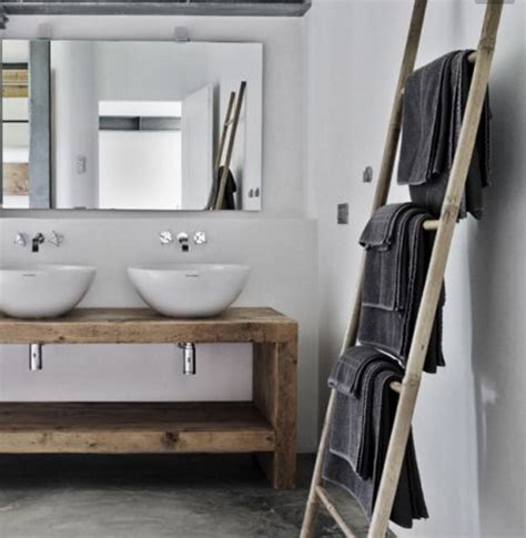 bagno design moderno come creare con arredi e complementi shabby la magia anche