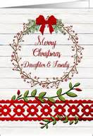 christmas cards  daughter  family  greeting card universe