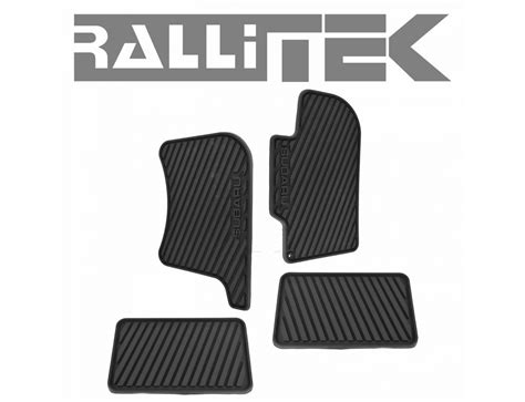 2005 Subaru Outback Floor Mats by 2005 Subaru Legacy All Weather Floor Mats Meze