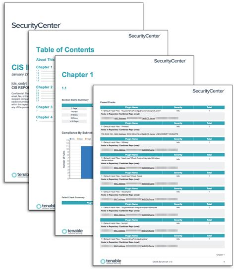Cis Report Template Information Server Cis Benchmarks Sc Report