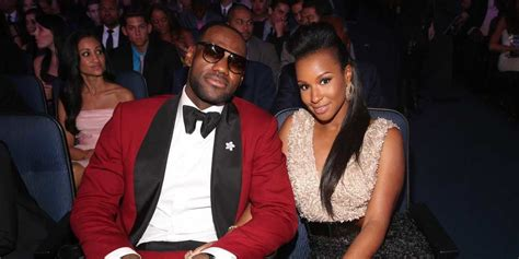 lebron james wife biography lebron james first met his wife savannah in high school
