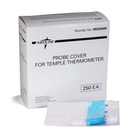 Termometer Tempel temple thermometers probe covers mds9699cs