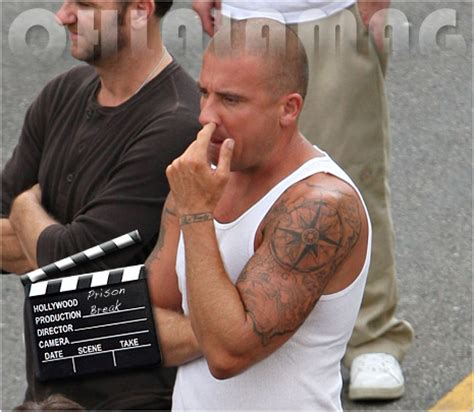 dominic purcell tattoo pics images pictures of his tattoos