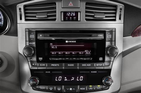 Cushy Speaker Console by 2011 Toyota Avalon Reviews And Rating Motor Trend