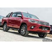 Hilux And Fortuner – First Impressions Of The New Pick Up SUV In