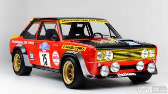 Auto Rally Usa by Fiat 131 Abarth Rally Cars For Sale