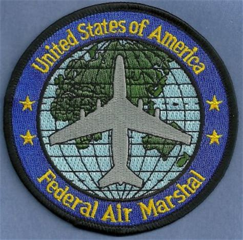 Us Marshal Search United States Federal Air Marshal Patch