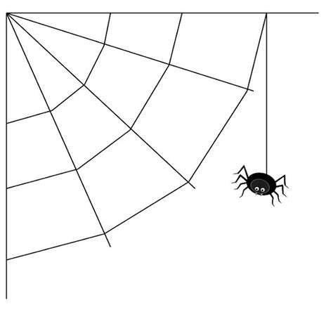 free web clipart spider web border clipart free clipart images cliparting