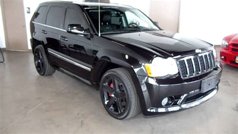 jeep srt 2010 2010 jeep grand cherokee srt 8 for sale youtube