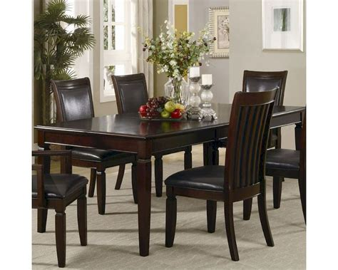 Formal Dining Table Coaster Formal Dining Table Ramona Co 101631