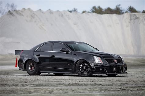 Mcginnis Cadillac by Record Breaking Cts V Becomes Fastest Of All Time