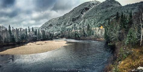 fjord du saguenay visiter le fjord du saguenay et dormir dans une cabane au
