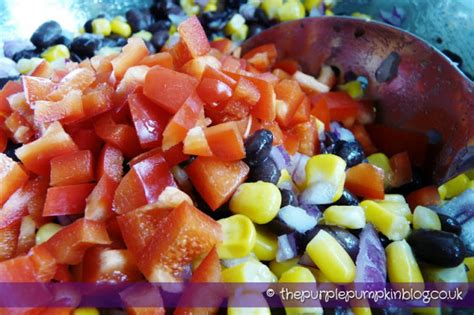 Cince De Mayo Side Corn Black Bean Salad by Sweetcorn Black Bean Salad 187 The Purple Pumpkin