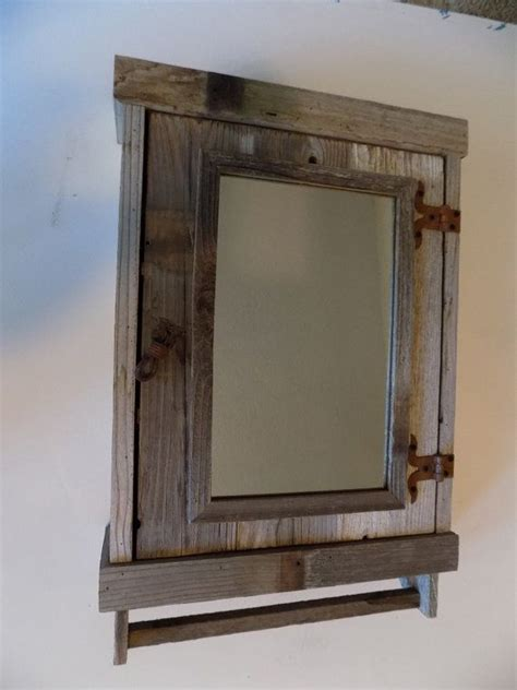 rustic medicine cabinet with mirror 25 best ideas about rustic medicine cabinets on