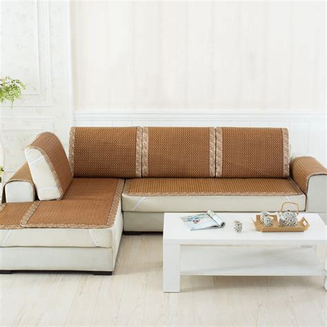 rattan sofa covers hot sale rattan chair cushions mat summer cooling couch