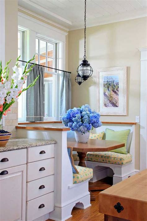 kitchen nook decorating ideas how to dress up a breakfast nook to enjoy simple pleasures