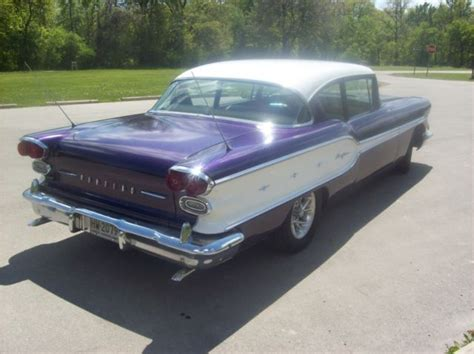 1958 Pontiac For Sale by 1958 Pontiac Chieftian 2dr Sedan For Sale Photos