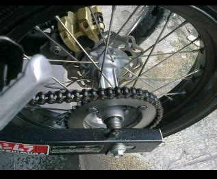 Piringan Cakram Belakang Klx Dtracker Original Kawasaki modifikasi tromol belakang cb150r pakai tromol klx aja