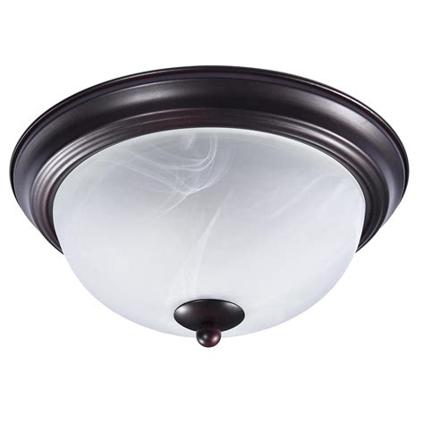11 Quot 13 Quot 15 Quot Oil Rubbed Bronze Flush Mount Ceiling Light Bronze Ceiling Light Fixture