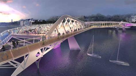futuristic architecture 7 futuristic architecture bridge