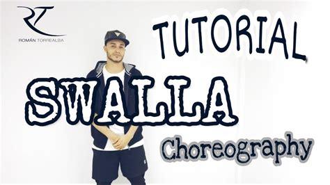 tutorial dance jason derulo quot swalla quot jason derulo ft nicky minaj tutorial paso a