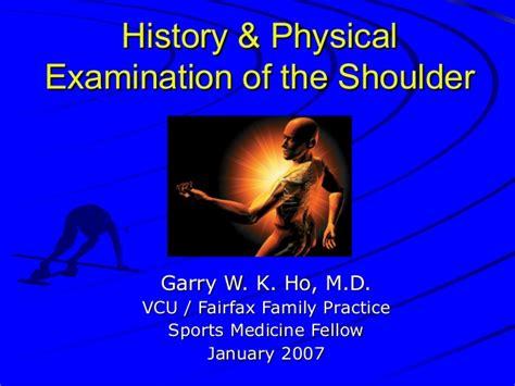 Sport Therapy For The Shoulder Evaluation Rehabilitation And Return shoulder studentsandresidents