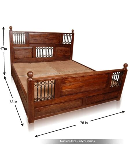 Wooden King Size Bed Wooden King Size Bed Designs Catalogue Crowdbuild For