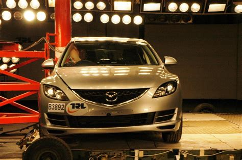 mazda five five euroncap for 2009 mazda6 news top speed