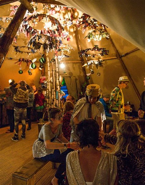 anthropologie decorates wilderness festival 2014 home why wilderness provides a very different festival