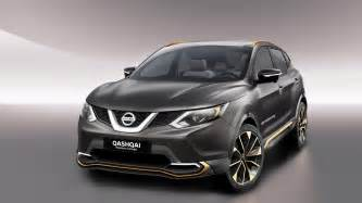 Nissan Quasai Nissan Qashqai X Trail Concepts Due For Geneva