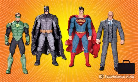 Superman Bermejo Dc Comics Figure bermejo lends his for new dc collectibles designer series figures