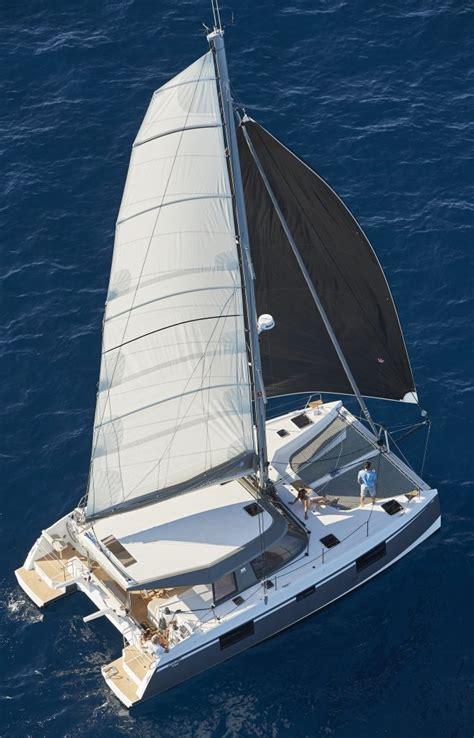 open zeilboot huren zeeland catamaran nautitec 40 open enjoy sailing