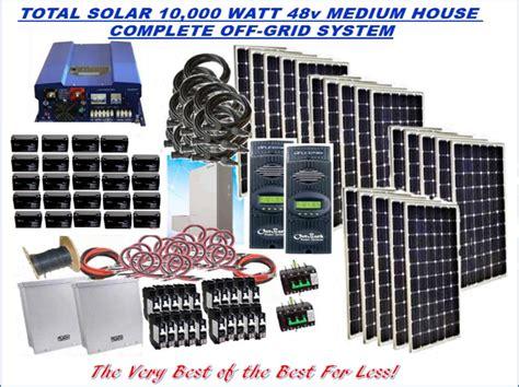 do it yourself solar panel kit portable solar solutions total solar technologies