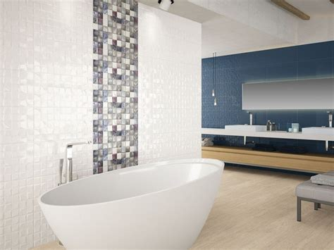 mosaic bathroom wall charm nova white mosaic effect bathroom wall tile