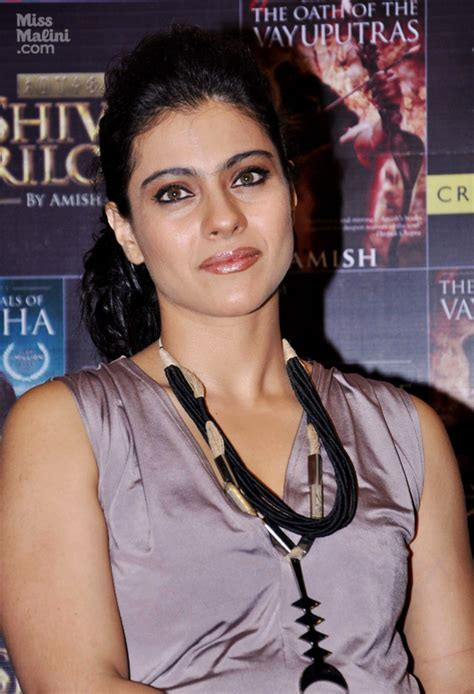Kajol Takes The Oath of the Vayuputras   MissMalini