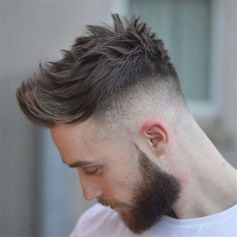 best haircuts and beards 17 best images about men hairstyle 2016 short spike