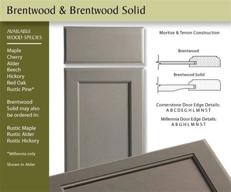 Brentwood Cabinet Doors 17 Best Images About Kitchen On Television