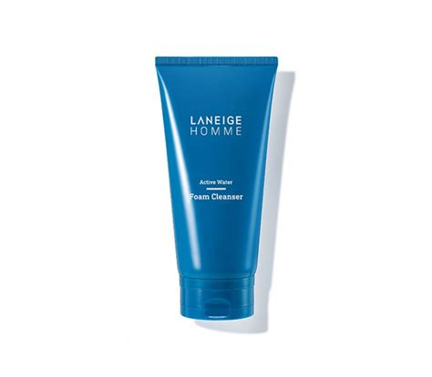 Laneige Cleanser laneige homme active water cleanser 5 07fl oz 150ml