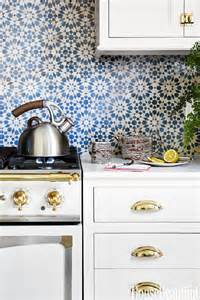 Kitchen Tile Backsplash Patterns Tilton Fenwick Decorate A Hudson Valley Retreat The Neo Trad