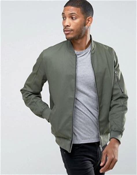 Jaket Inv Bomber Simple Black s bomber jackets aviator jackets flight jackets asos