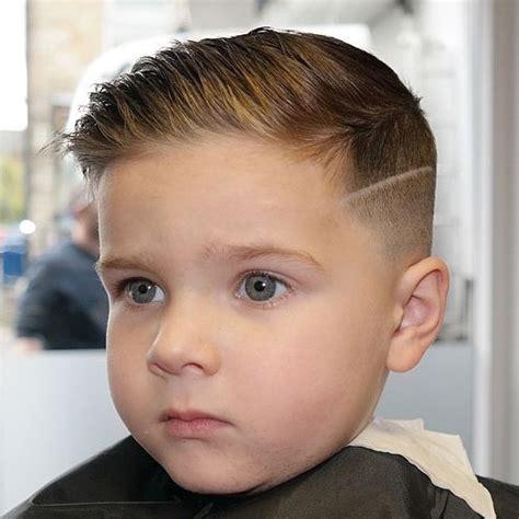 30 Cool Haircuts For Boys 2018